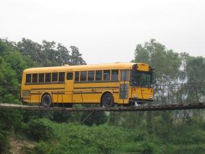Our Intrepid School Bus