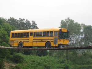Our Intrepid School Bus