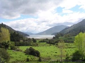 "New Zealand, aka ""Middle Earth"""
