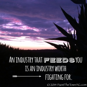 Ag industry quote
