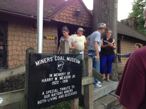 Miners Coal Museum