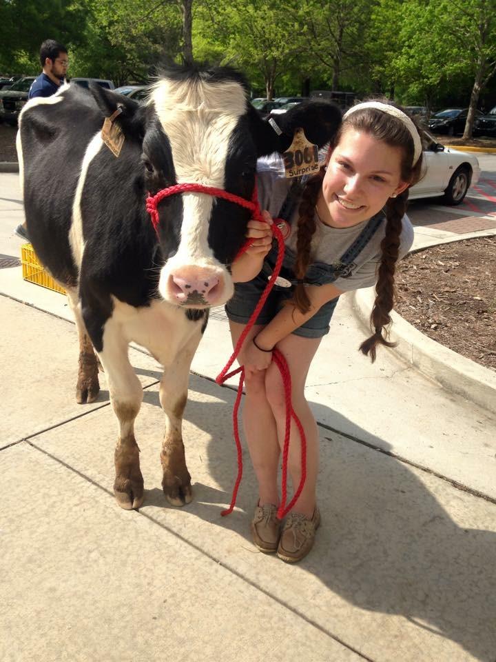 My favorite RA program: bringing Surprise to campus! (Go Dawgs!)